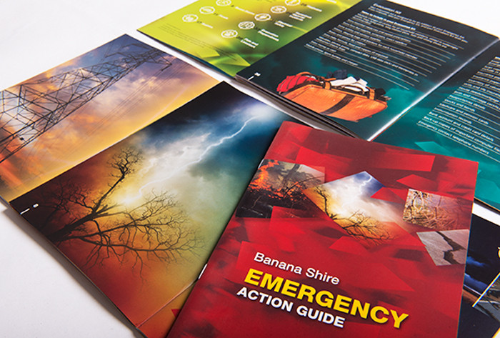 Banana Shire Council emergency action guide booklet