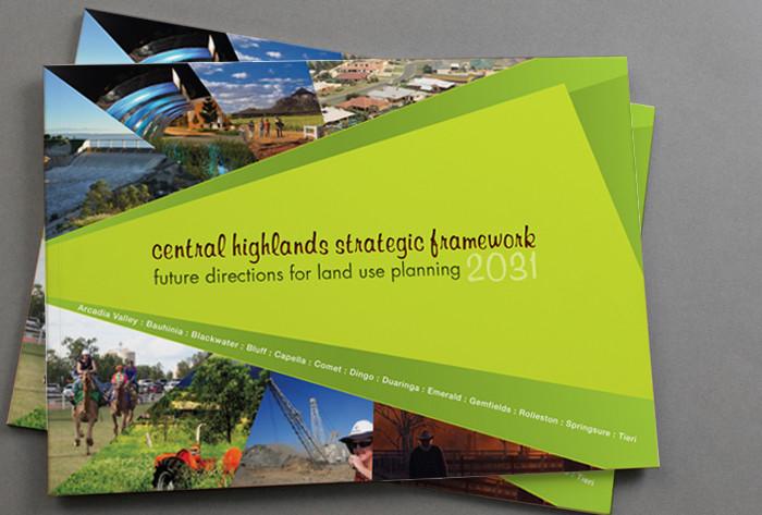 Central Highlands Regional Council Strategic Framework document