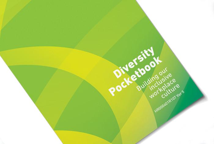 Ergon Energy Diversity Pocketbook
