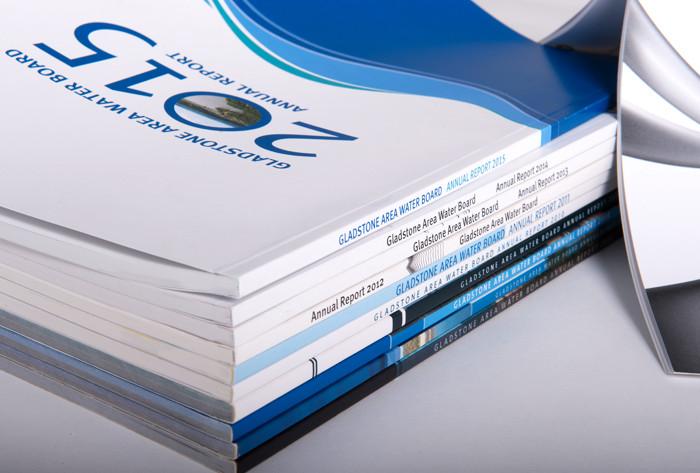 Gladstone Area Water Board Annual Reports