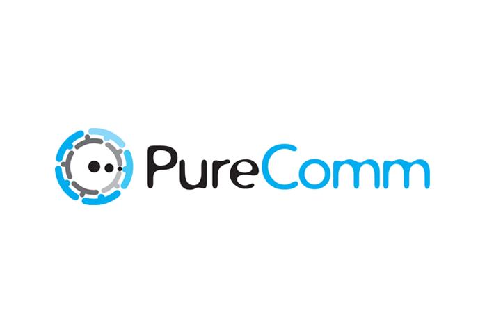 PureComm Logo