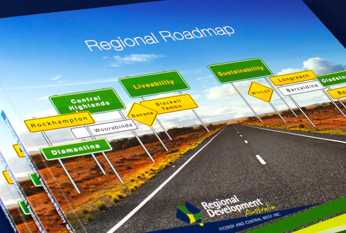 Regional Development Australia Fitzroy and Central West corporate plan cover